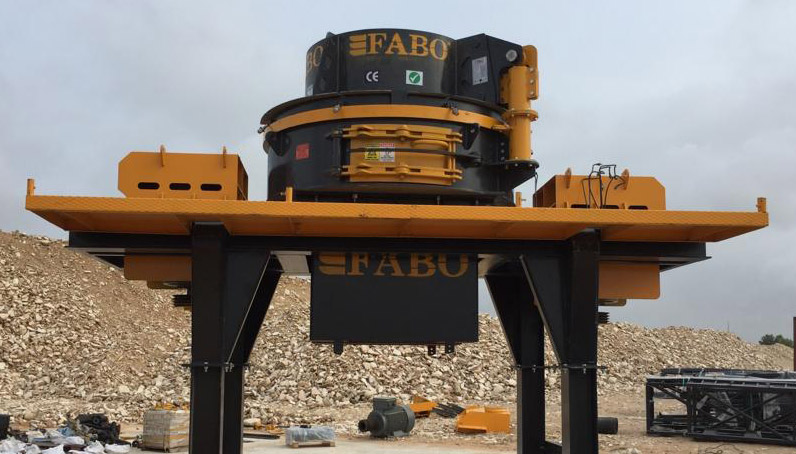 What is Vertical Shaft Impact Crusher?