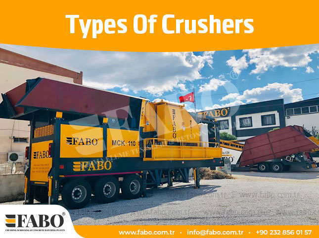 Types Of Crusher