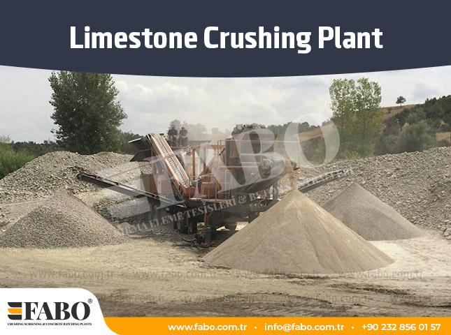 Limestone Crushing Plant