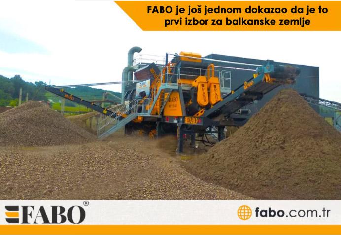 FABO je još jednom dokazao da je to prvi izbor za balkanske zemlje