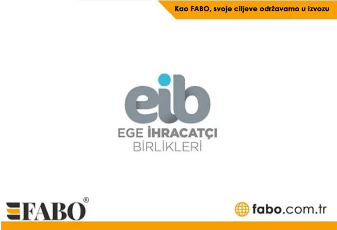 Kao FABO, svoje ciljeve održavamo u izvozu